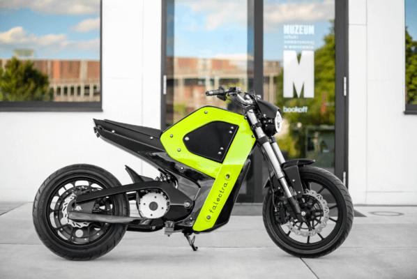 Motorrad allein