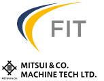 Logo der FIT AG und von Mitsui