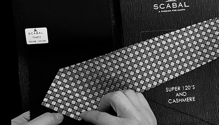 Krawatte aus dem 3D-Drucker