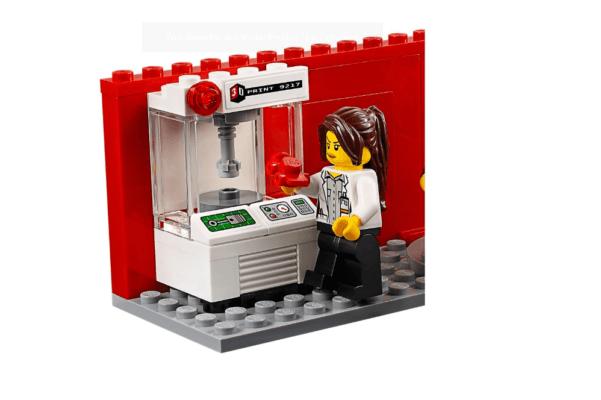 Produktbild Lego 3D-Drucker