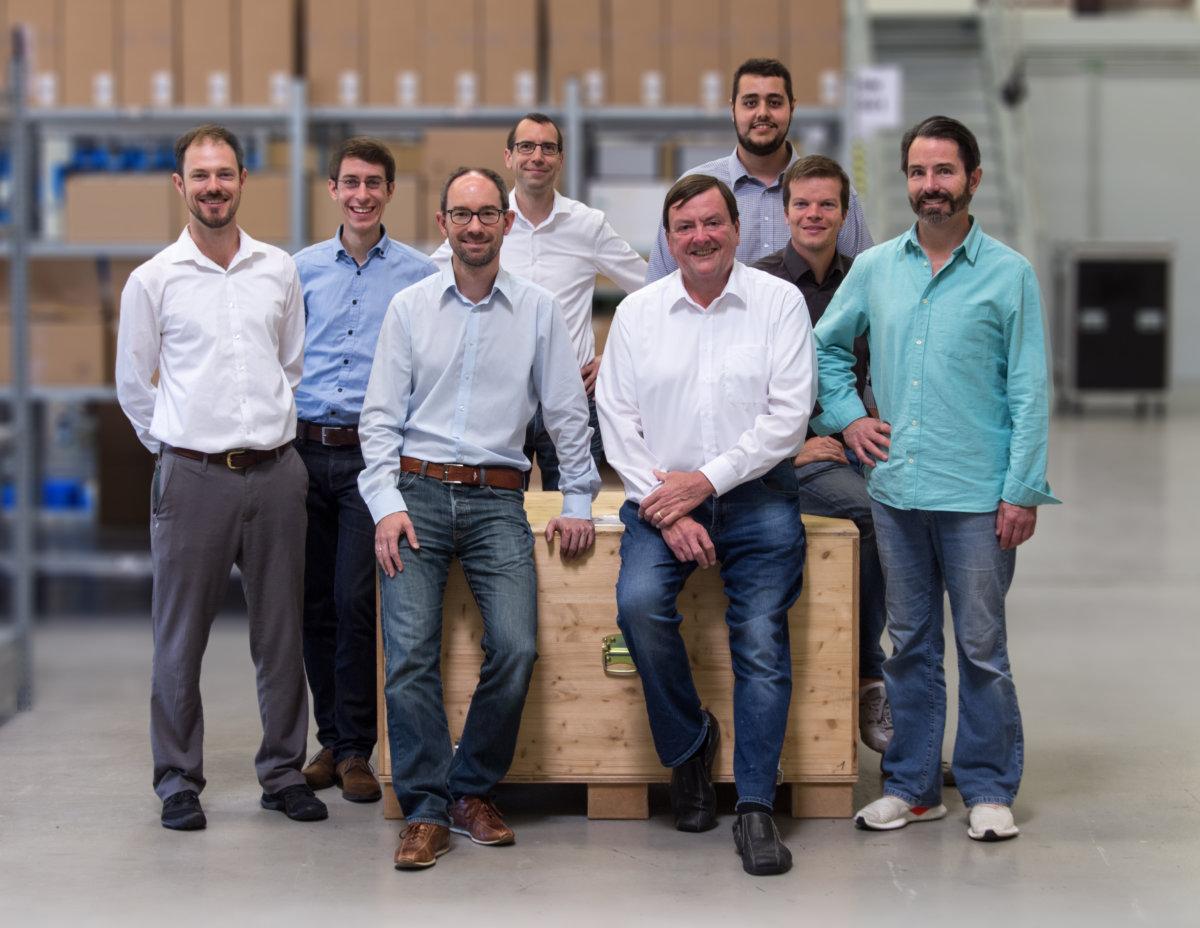 Deutsches Nano-3D-Druck-Unternehmen Nanoscribe expandiert in die  USA mit neuem Standort im Großraum Boston