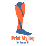 Print My Leg Logo