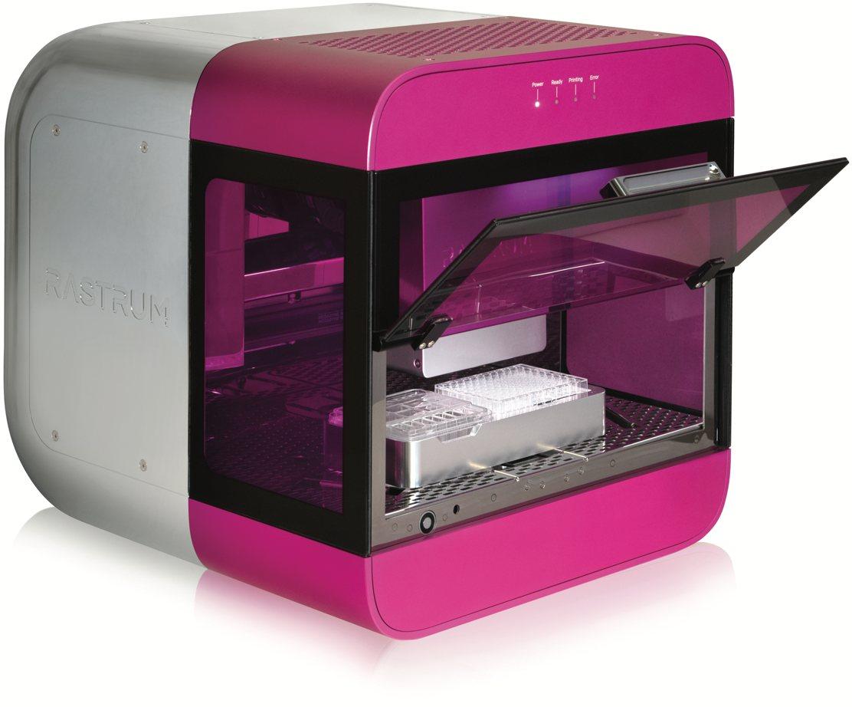 Rastrum Biodrucker von Inventia