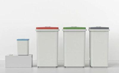 Smarte Mülleimer