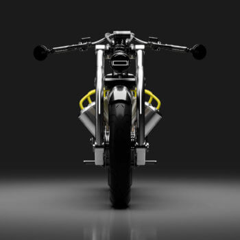 Curtiss Motorcycles Zeus V8 Ansicht vorne