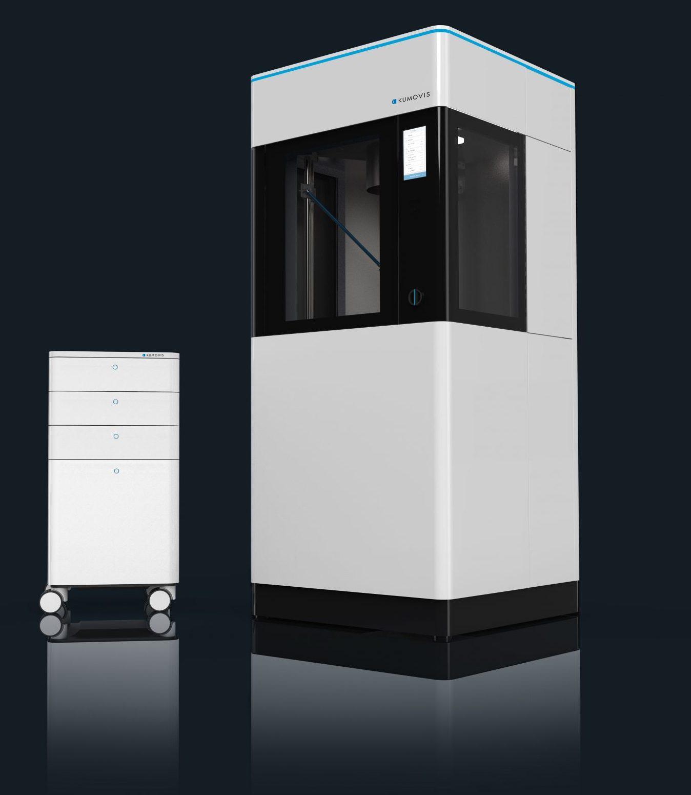R1: 3D-Drucker von Kumovis