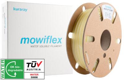 Mowiflex 3D Verpackung und Rolle