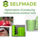 3D-gedruckte Trinkhilfe von Selfmade