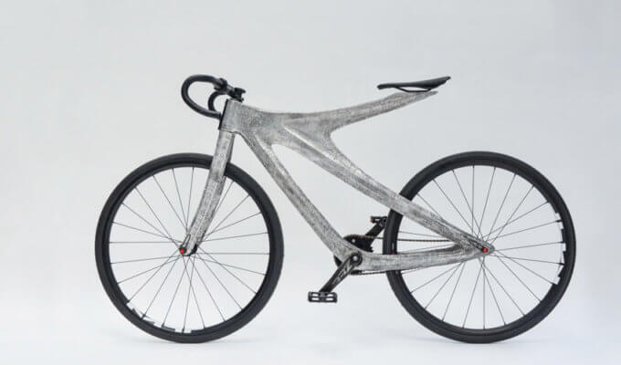Komplettansicht Arc Bike II