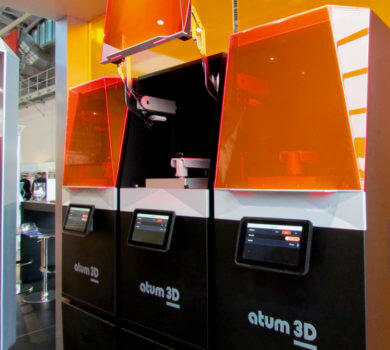 DLP 3D-Drucker von atum3D