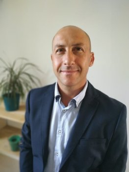 Niederlassungsleiter Christophe Lalanne