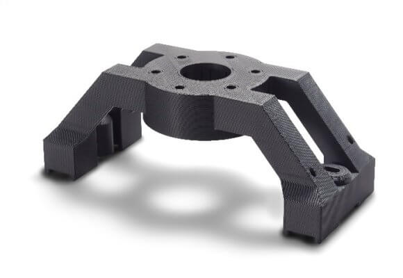 Objekt aus 3D-Druckmaterial Diran