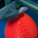 Ei aus dem 3D-Drucker
