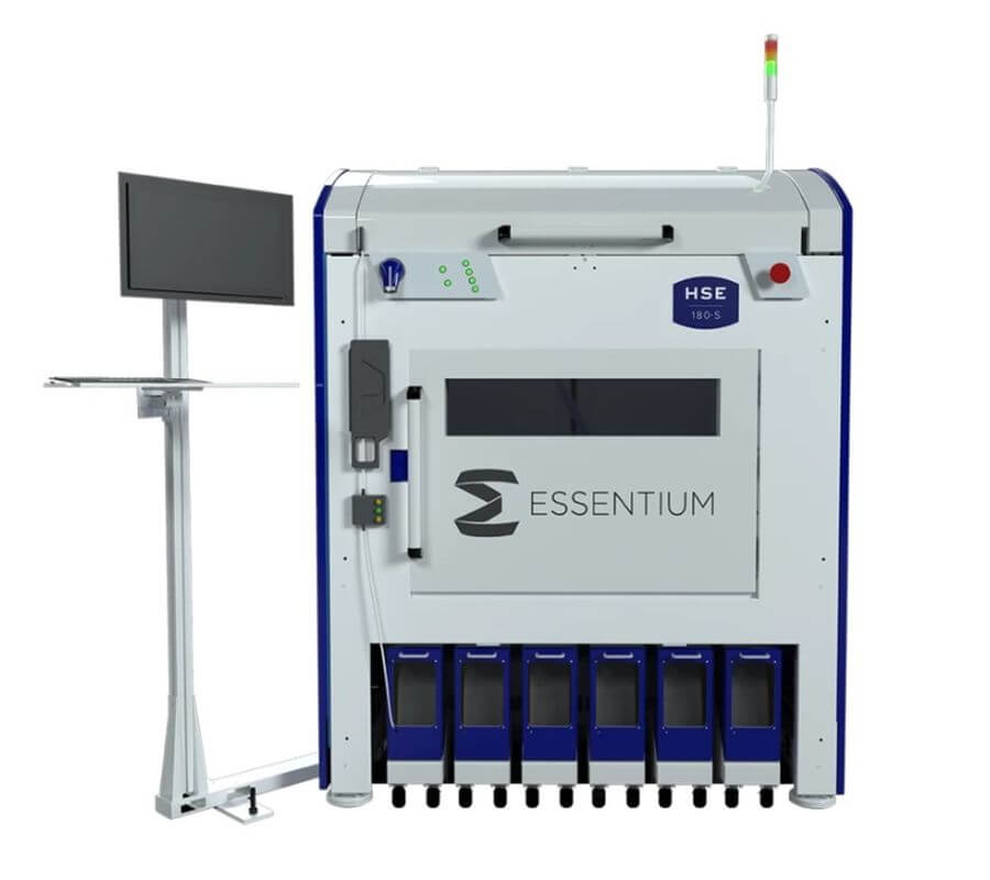 HSE Plattform von Essentium