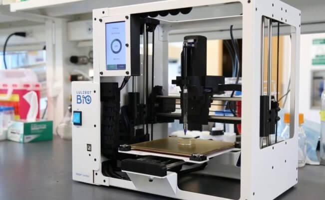 LulzBot Bio 3D-Biodrucker
