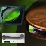 3D-Druck im Nanobereich neue Methode - Beispiel