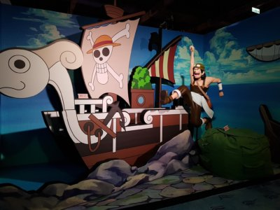 One Piece Manga Figur Pirat
