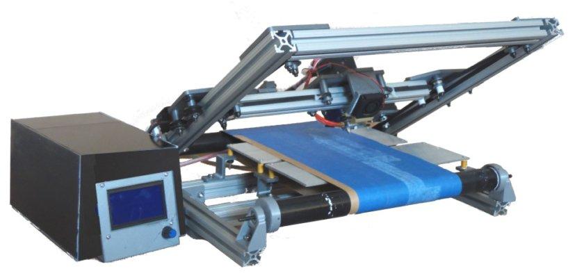 Powerbelt3D Zero 3D-Drucker