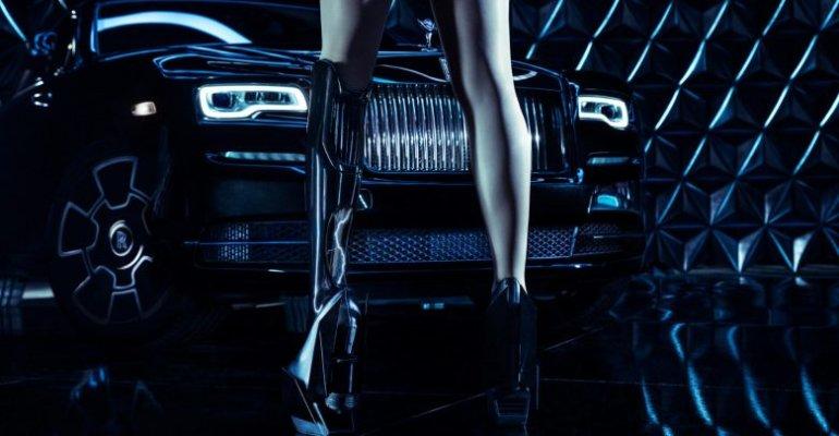 Rolls Royce und Modesta