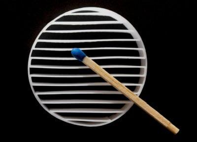 3D-Druckobjekt hergestellt mit dem Druckkopf vipro-HEAD