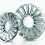 3D-gedruckte Objekte von Incus