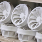 3D-gedruckte Formen