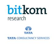 Logo bitkom research und tcs