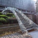 3D-gedruckte Brücke Tongji University
