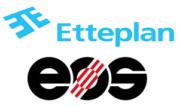 EOS und Etteplan Logo