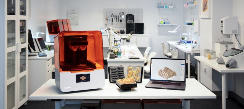 Formlabs 3B 3D-Drucker