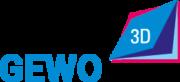 Logo GEWO 3D