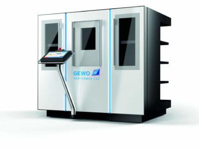 GEWO Performer 260 3D-Drucker