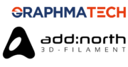 Graphmatech und Add North Logo
