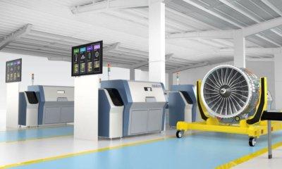 Großformatiges Objekt aus 3D-Drucker