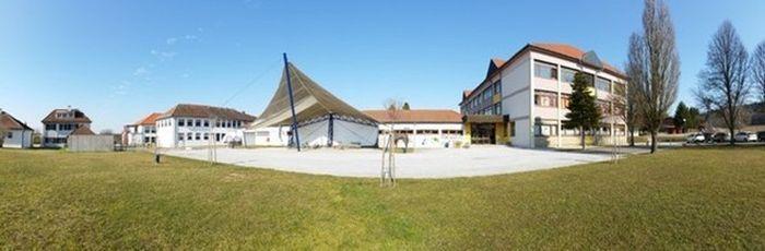 Foto der Neue Mittelschule Rudersdorf