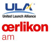 Oerlikon AM und ULA Logo