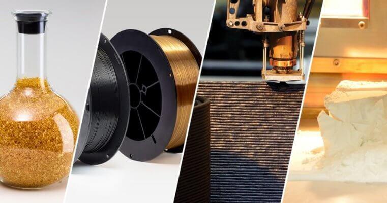 3D-Druckmaterialien SABIC