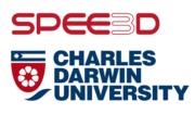 SPEE3D und CDU Logo