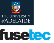 Logo University of Adelaide und