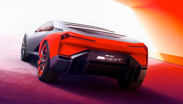 Vision M Next von BMW