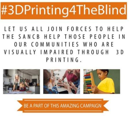 Kampagne 3DPrinting4TheBlind