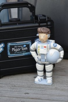 Major Tom - 3D-gedruckte Figur