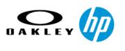 HP und Oakley Logo