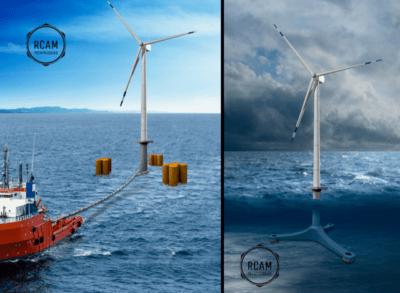 Bild von Windkraftanlagen