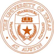 Logo der University of Texas