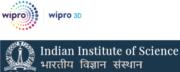 Logo Wipro3D und IISc