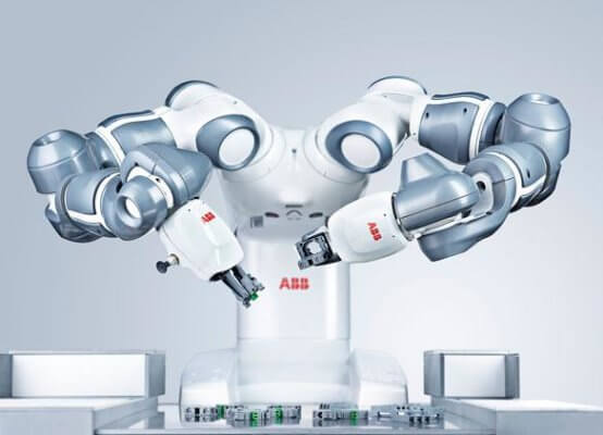Roboterarme von ABB