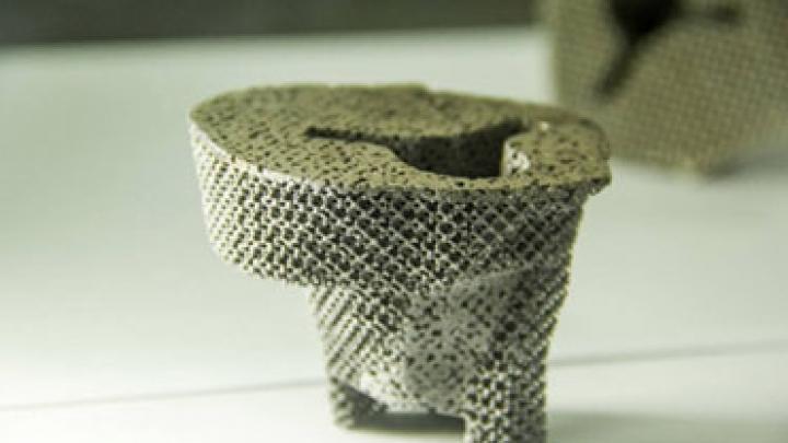 Chinesische Forscher stellen medizinische Implantate aus hochporösem Tantal mit 3D-Drucker her