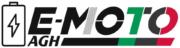 Logo E-Moto AGH