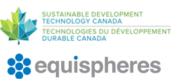 Logo SDTC und Equispheres